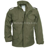 Куртка US M65 Fieldjacket (Surplus, Германия) олива