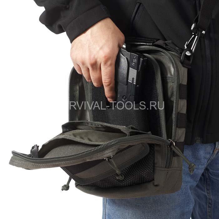 9d559d4a2f63 купить Тактическая сумка-органайзер WAPI олива Kiwidition ...