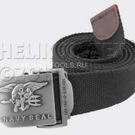 Ремень Helikon NAVY SEAL, черный (Black) длина 130 см (XL)