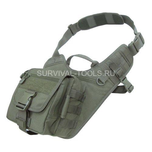 57c7deec9723 купить Тактическая сумка E.D.C. Condor олива (Olive) Инструменты выживания  Ростов-на-Дону