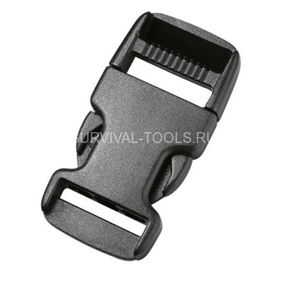 Фастекс Duraflex 25 mm Mojave Side Squeeze Buckle (black) черный