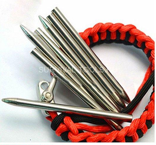 Иглы для плетения паракордом