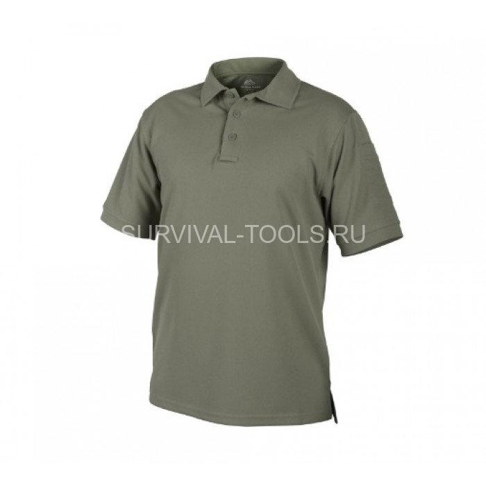 купить Рубашка футболка поло Helikon URBAN TACTICAL LINE® Polo Shirt adaptive green (Хаки) ростов-на-дону