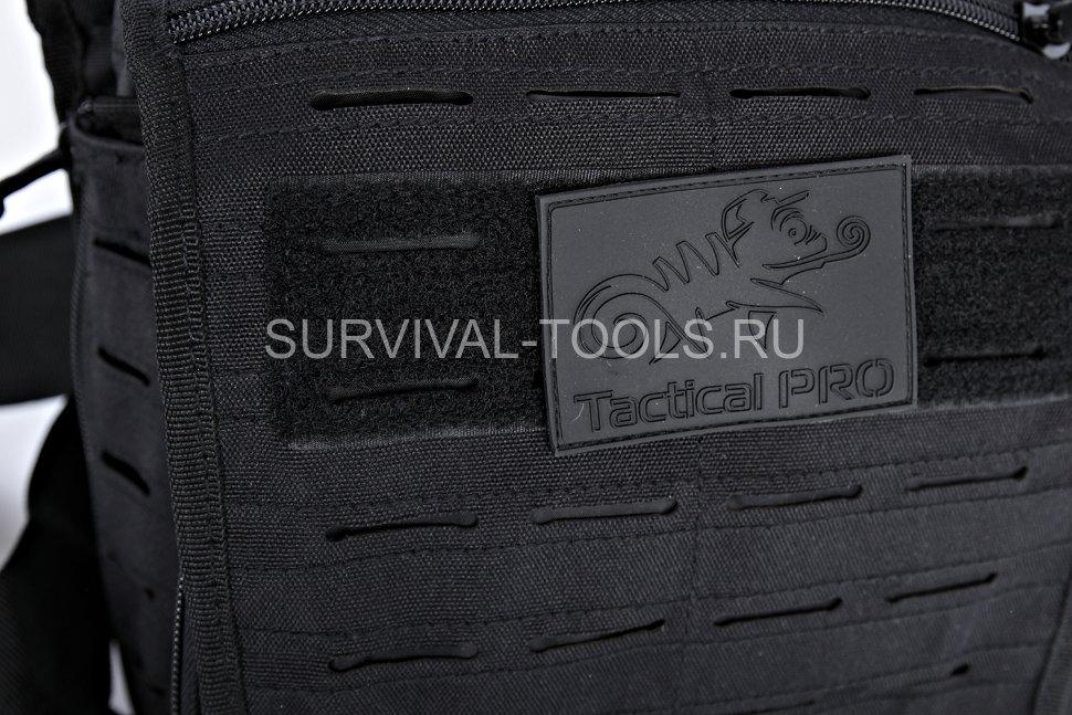 69e5fc73f01c купить EDC Сумка тактическая Schulter Bag черная (Black) MOLLE Инструменты  выживания Ростов-на