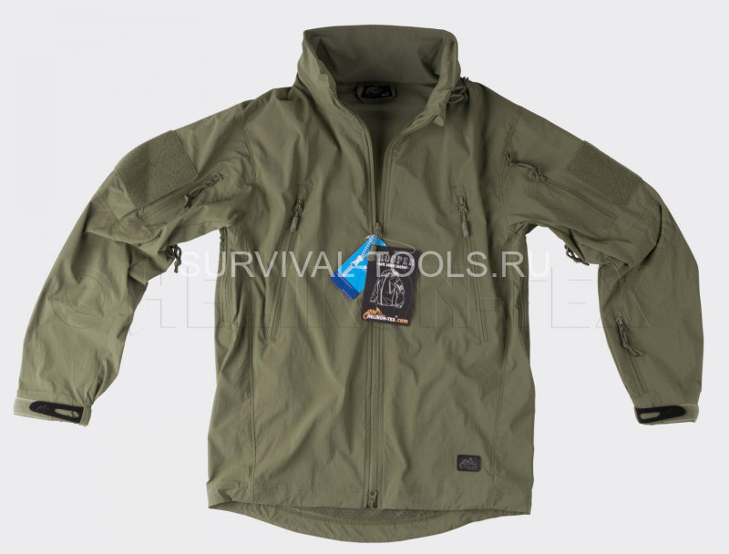 Куртка Helikon Trooper Soft Shell олива (Olive)