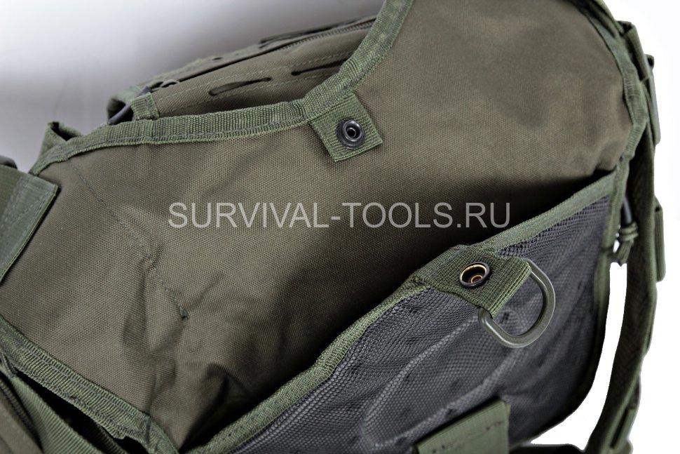 1a35f3e4c123 купить EDC Сумка тактическая Schulter Bag олива (Olive) MOLLE Инструменты  выживания Ростов-на