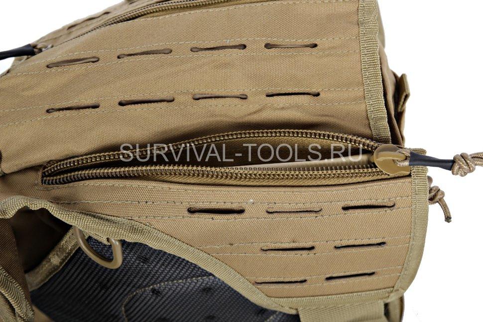 acf9ad01d76a купить EDC Сумка тактическая Schulter Bag койот (Coyote) MOLLE Инструменты  выживания Ростов-на