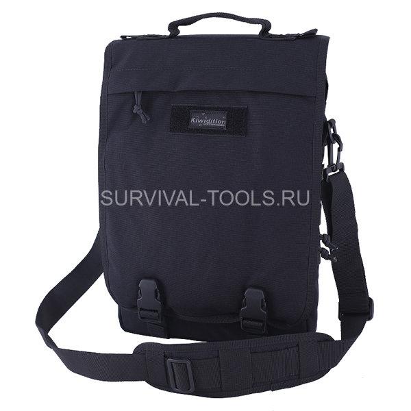 47dc50d3f945 купить тактическая Сумка для ноутбука Kiwidition Hoa черная Инструменты  выживания Ростов-на-Дону