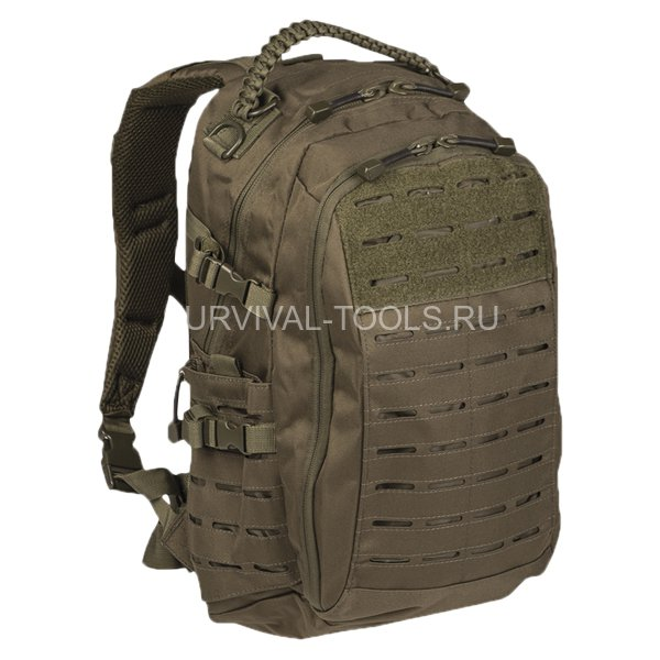 Рюкзак Mil-Tec Mission Pack LG laser CUT 25 л. (olive), олива