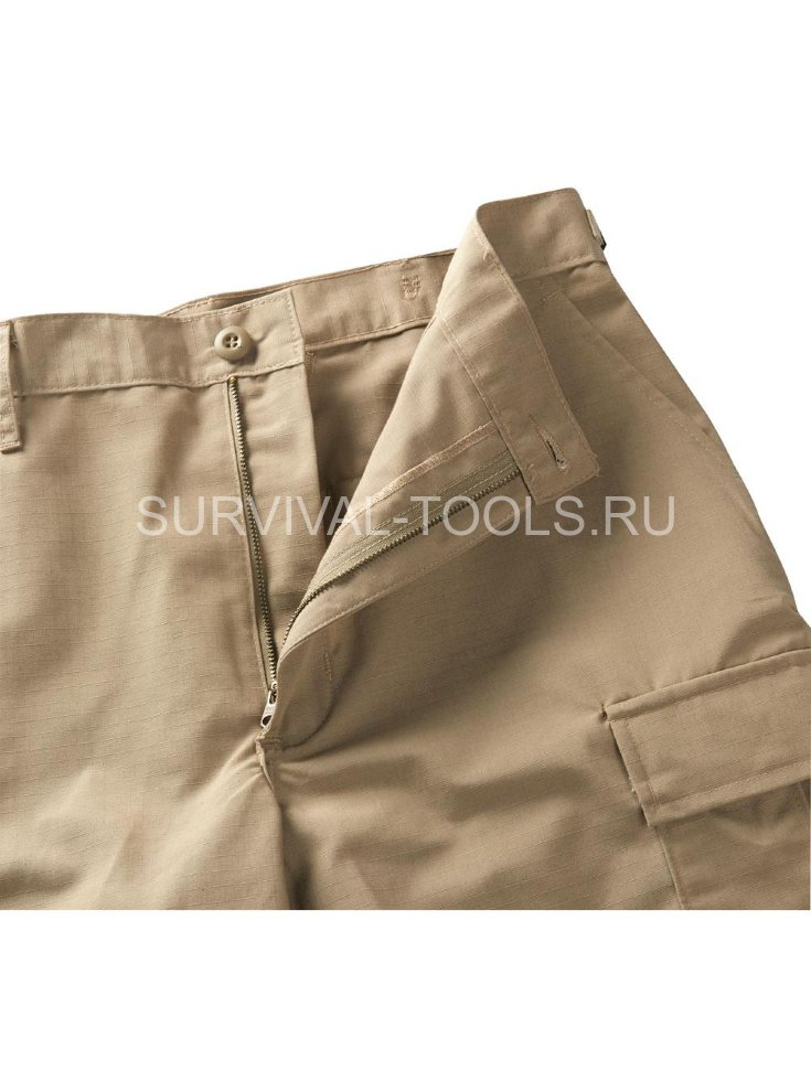 Шорты Propper BDU Shorts (США) Battle Rip© Khaki