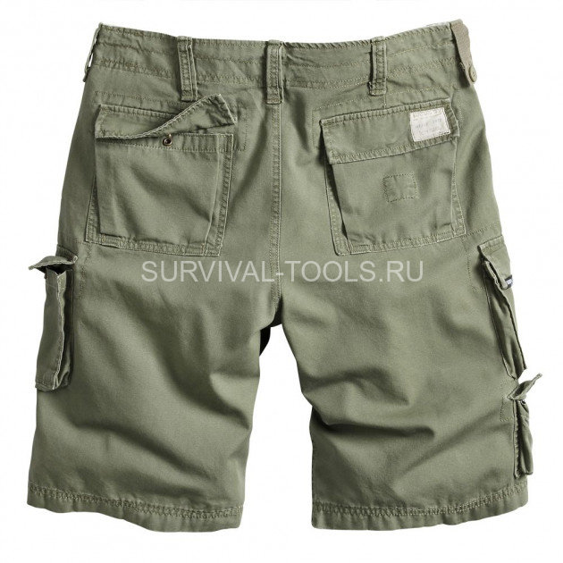 Шорты Surplus Trooper Shorts OD (олива)