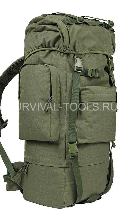 Рюкзак олива купить 65 л 39914-09 рюкзак фиолет 1/10