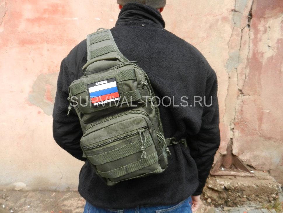 Рюкзак free soldier обзор