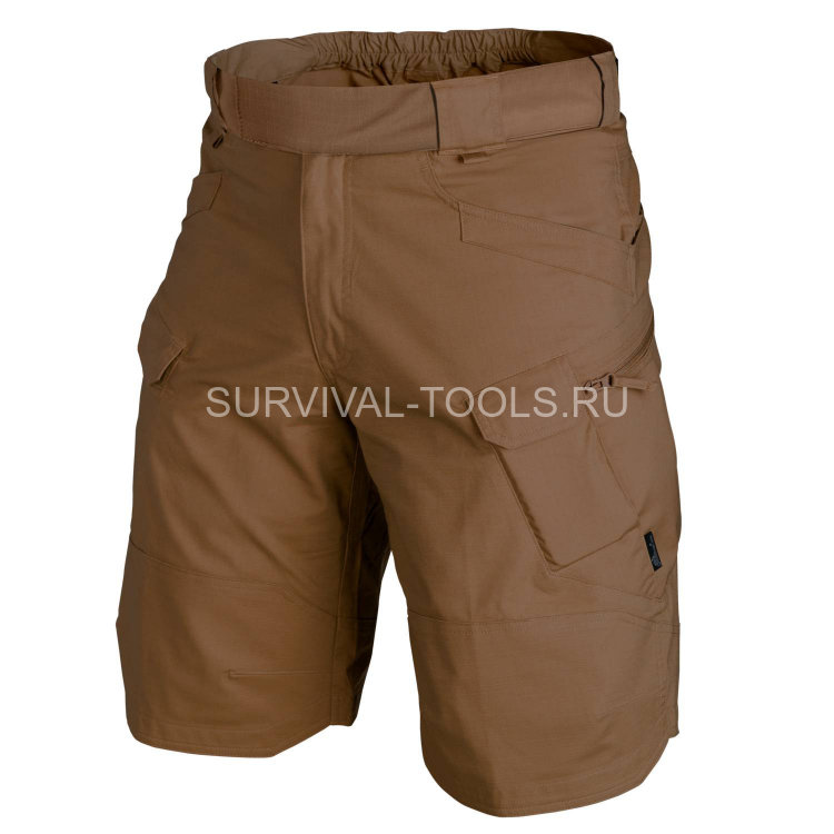 "Шорты Helikon Urban Tactical Shorts UTS® 11"" Mud brown"