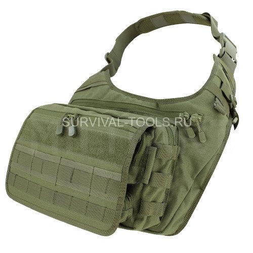 92269f52dde6 купить Сумка тактическая Condor Messenger Bag олива (Olive) Инструменты  выживания Ростов-на-Дону